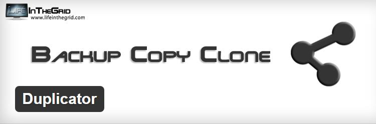 Duplicator Most Popular Free WordPress plugins