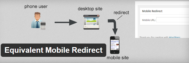 Equivalent Mobile Redirect - Free & Best WordPress Mobile Detection Plugins