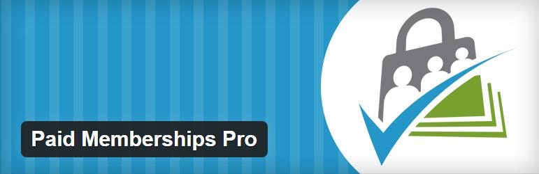 Paid Memberships Pro best free WordPress membership plugins