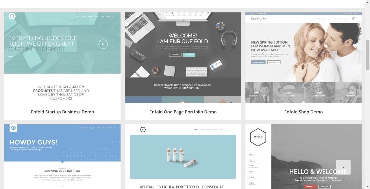 Enfold Premium Responsive WordPress Themes