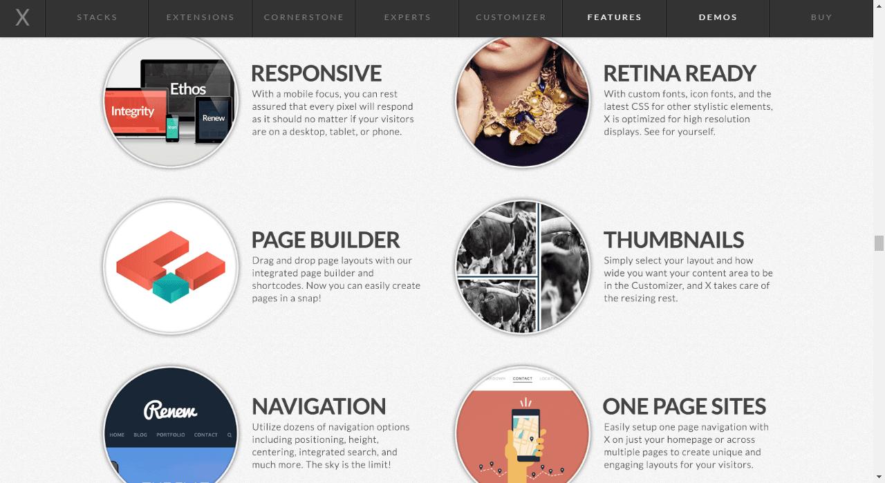 X Theme Premium Responsive WordPress Themes