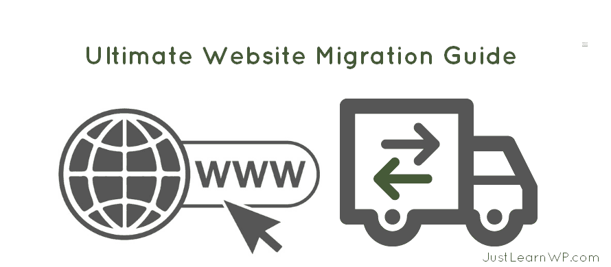 How To Transfer Website From One Host To Another
