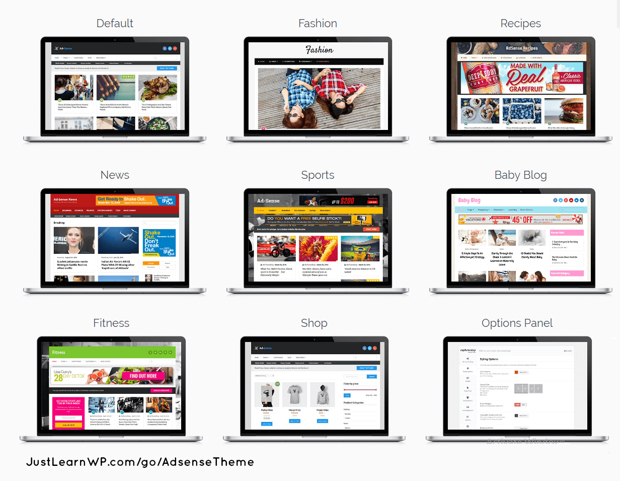 Best WordPress Theme For AdSense- MyThemeShop