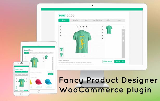 Fancy Product Designer Best - WooCommerce plugins for WordPress