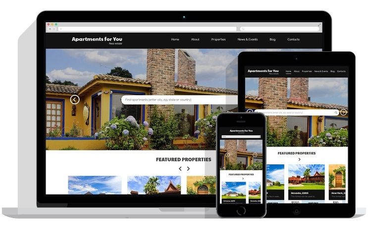 Rent-Buy-Property-WordPress-Theme-50761 best real estate wordpress themes