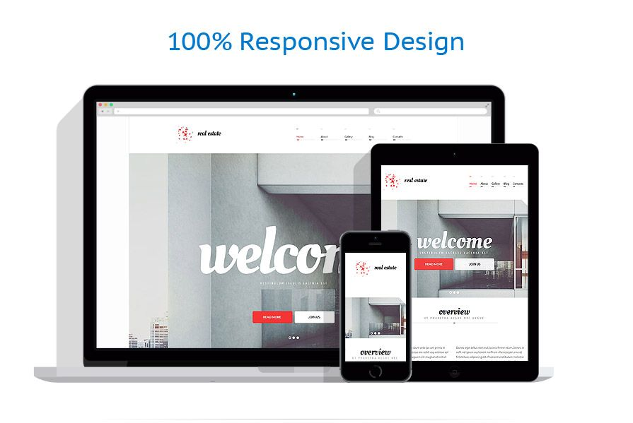 welcome - best real estate wordpress theme 54654-responsive-layout