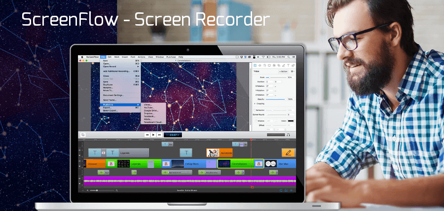 ScreenFlow Screen Recording Software For Mac