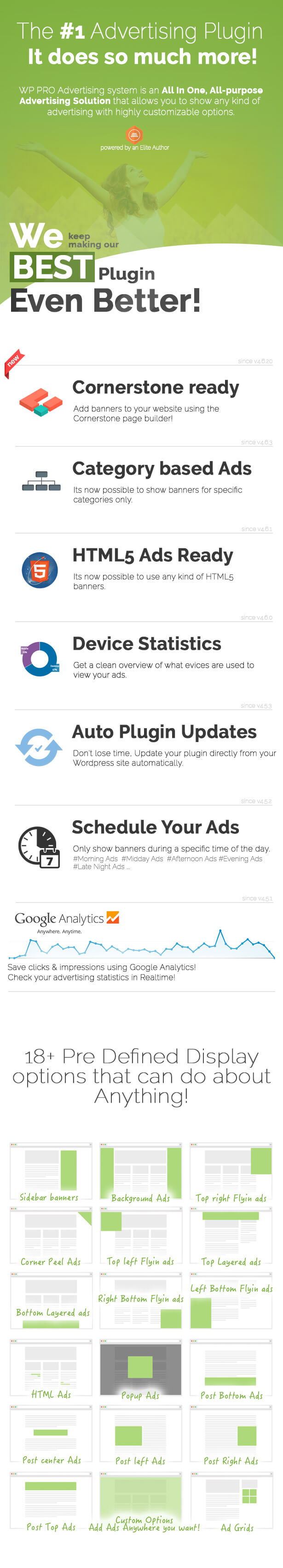 WP PRO Advertising System - All In One Ad Manager Top WordPress Plugins