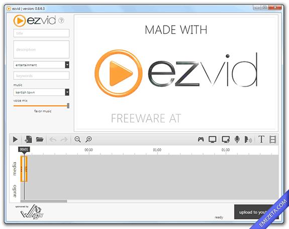 ezvid-screen-capture-recorder-free