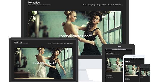 Artwork WordPress Theme