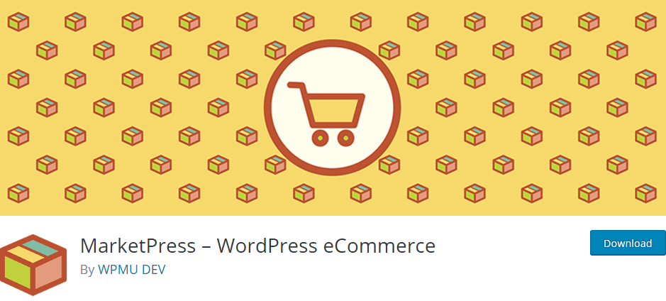 MarketPress WordPress eCommerce-plugin
