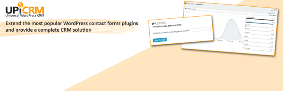 UpiCRM Free WordPress CRM and Lead Management WordPress Plugins