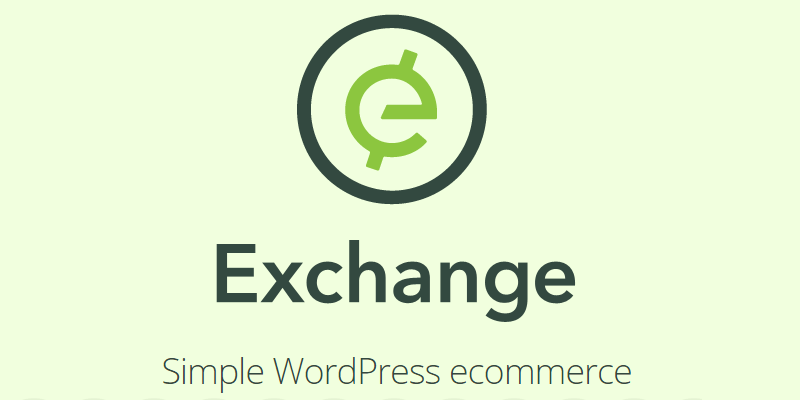 exchange wordpress ecommerce plugin