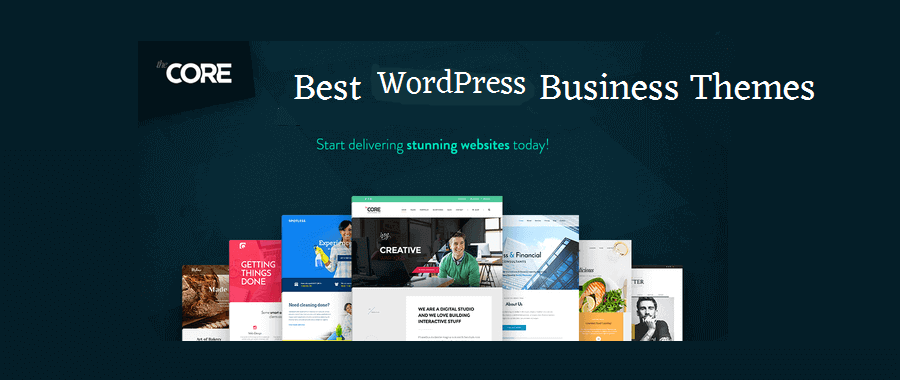 Top 10 Best Premium WordPress Business Themes Of 2020