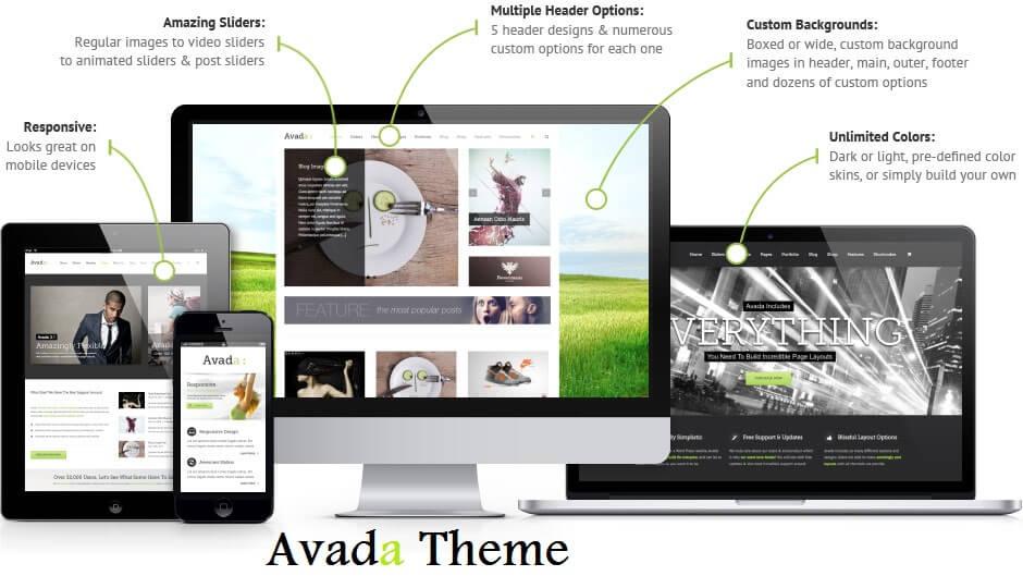 Avada Vs X Theme compared