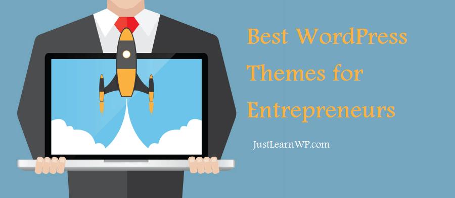 WordPress Themes for Entrepreneurs