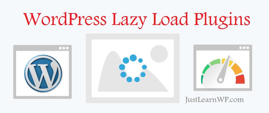 7 Best Lazy Load WordPress Plugins (Free) to improve Website