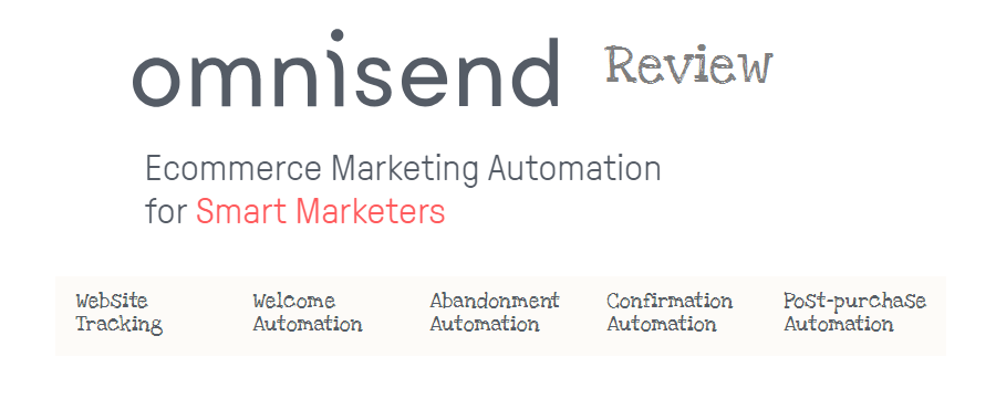 Omnisend WooCommerce review