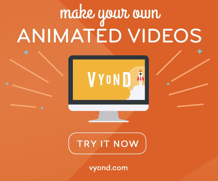 GoAnimate Vyond Animated Video Maker