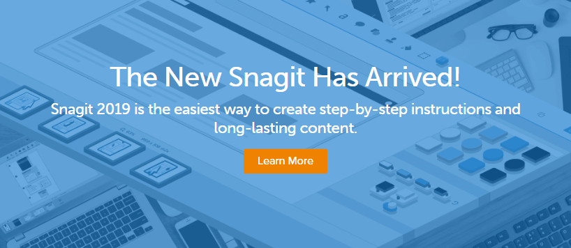 SnagIt Screen Recorder