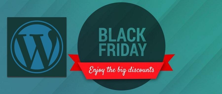 WordPress black Friday deals 2018