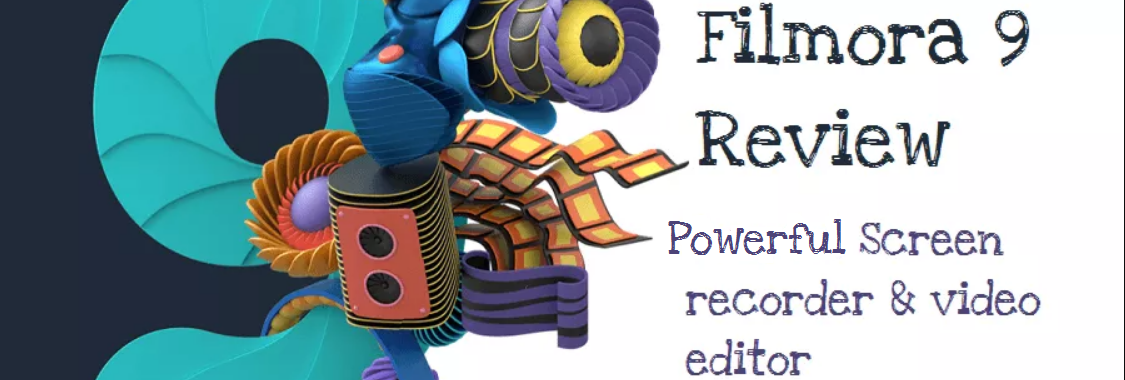 filmora9 review - Screen recorder and best video editor