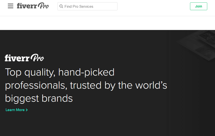 FiverPro: Hire Top quality, hand-picked professionals, trusted by the world's biggest brands