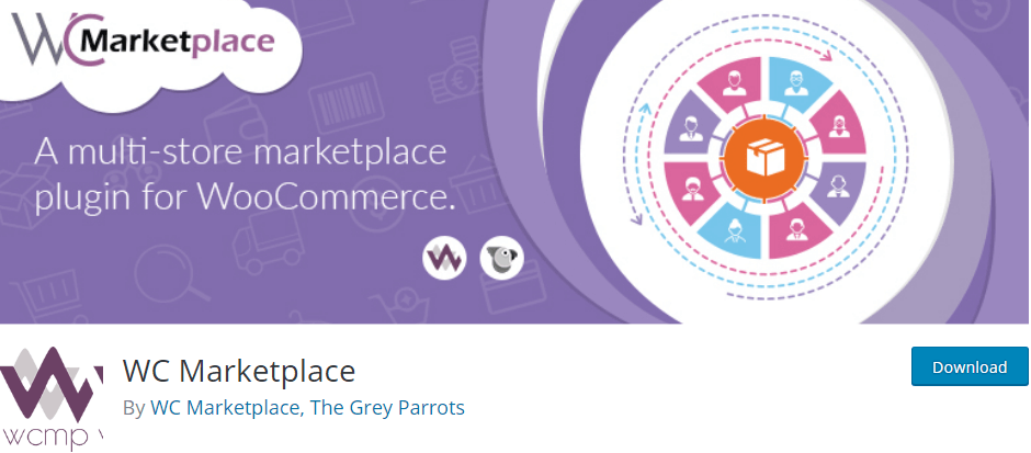 WC Marketplace plugin to sell products online