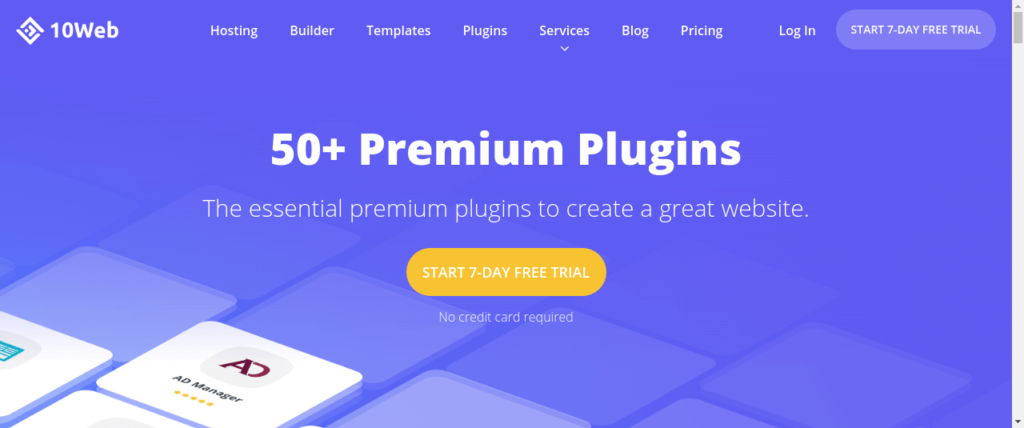 10Web Premium WordPress Plugins