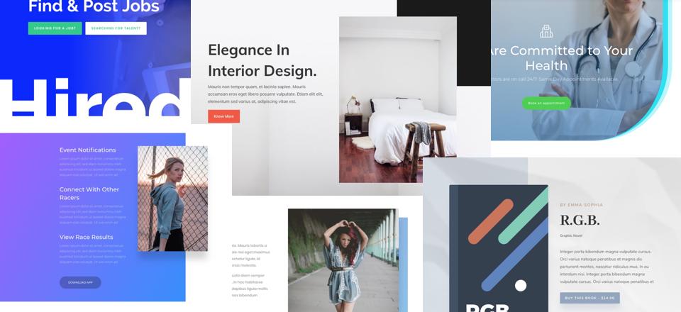 Grid based WordPress Themes