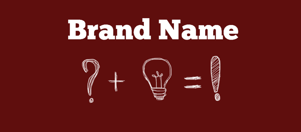 choose a brand name