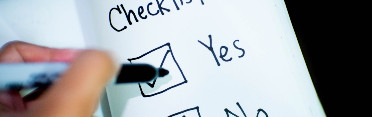 Your 9 Point Checklist To Starting An E-Commerce Business
