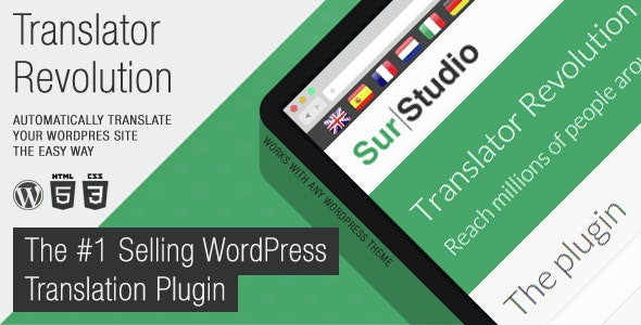 Ajax Translator Revolution Best WordPress Plugin for Translation