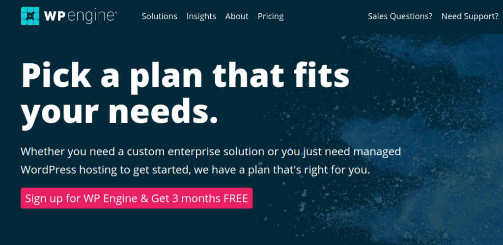 Sign up for WP Engine & Get 3 months FREE Hosting and All StudioPress + Genesis Themes