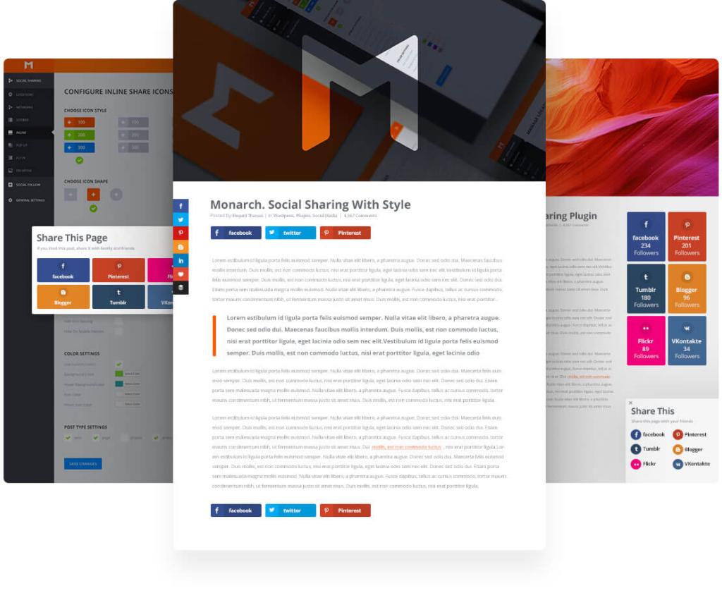 wordpress traffic generator social media plugin bloom
